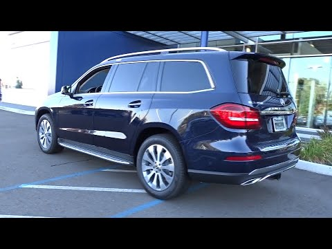 2017 mercedes benz gls pleasanton walnut creek fremont for Pleasanton mercedes benz