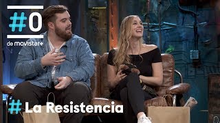 LA RESISTENCIA - Entrevista a Ibai y Sjokz   #LaResistencia 31.10.2019