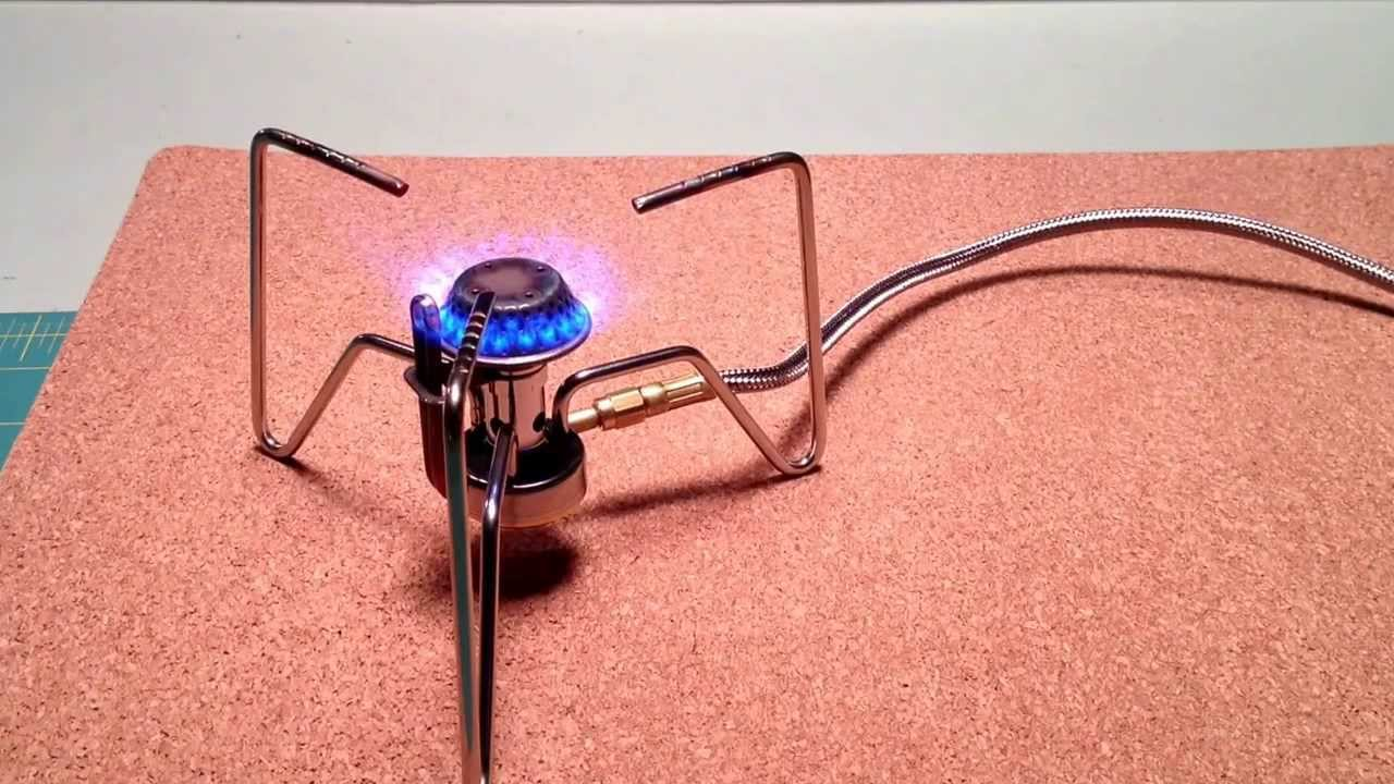 Kovea Spider Stove - Inverted Canister