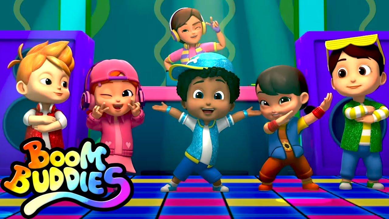 Oopsie Doopsie | Musica para bebes | Educación | Boom Buddies Español | Dibujos animados