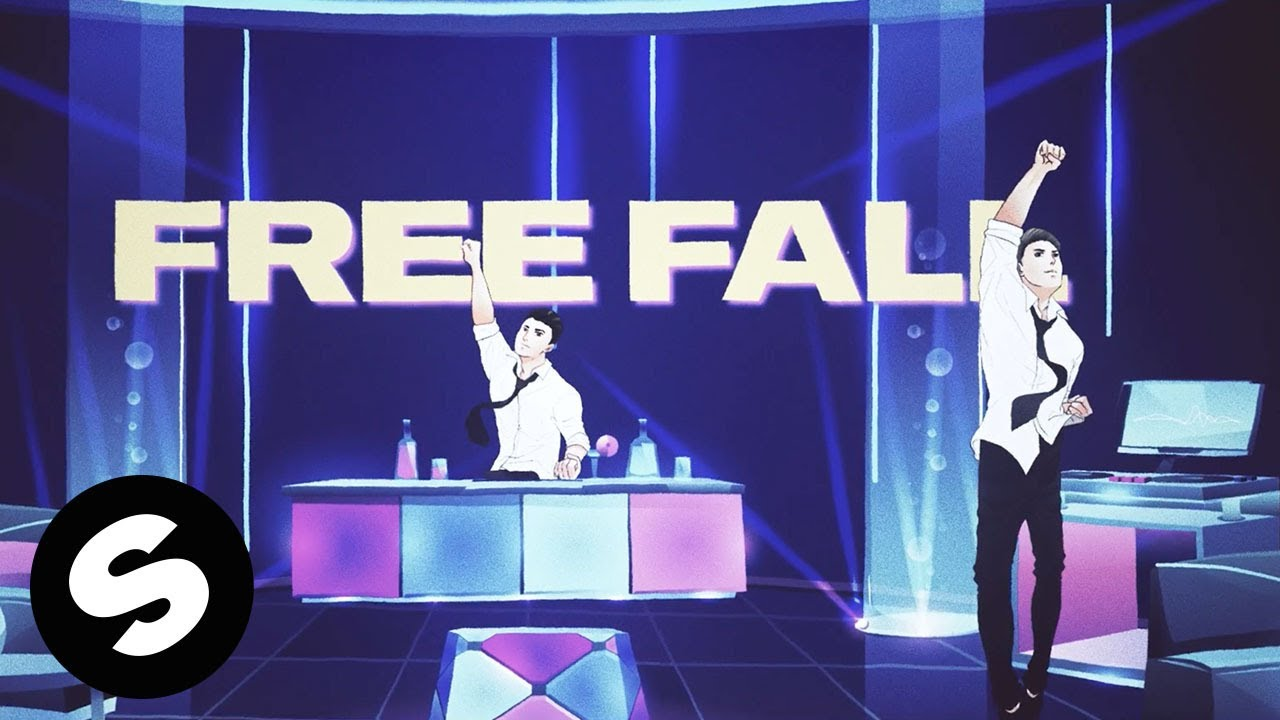 Rave Republic - Free Fall (feat. Tim Morrison) [Official Music Video]