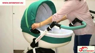 Детская коляска Dada Paradiso Group Watermelon 2015