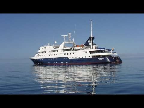 Celebrity Xpedition - a Virtual Tour - Galapagos Cruise January 2015