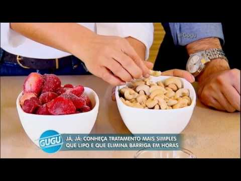 Nutricionista dos famosos mostra como preparar comidas saborosas com poucas calorias