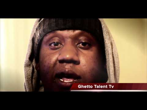 Rickfire Present Uncle Polly on Ghetto Talent Tv 1/5/2014
