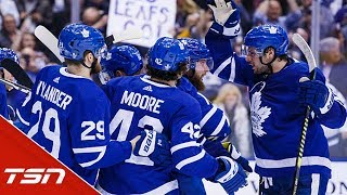 Would Canada get behind the Leafs if they were the only Canadian team left?