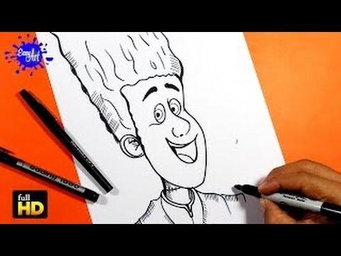 HOTEL TRANSYLVANIA 2 Zeichnen Mit Johnny Stein How To Draw Dracula