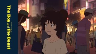 The Boy and the Beast - Japanese Clip - An Encounter in the Human World