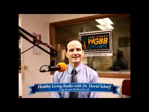 Long Island Prosthodontist Dr. Ron Haas on Healthy Living Radio | What is a Prosthodontist