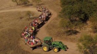 Hayride Dallas - Preston Trail Farms