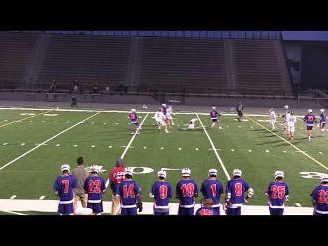 Los Alamitos Varsity Boys vs Newport Harbor