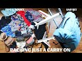 What's In My Bag ? Packing Just A Carry On Bag Tips & Advice (EasyJet - 2018)
