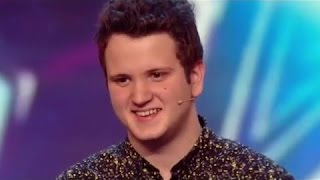 Divya FindsYou Audition performed by ALIEN?? - Says Simon Cowell - Britain's Got Talent 2016