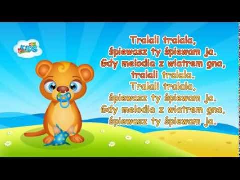 Piosenki dla Dzieci Ojciec Wirgiliusz tekst karaoke