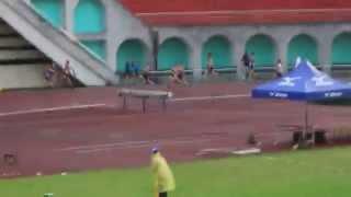 20150504「104年大專運動會 田徑 一般男子組 4X100公尺接力 決賽」影音檔