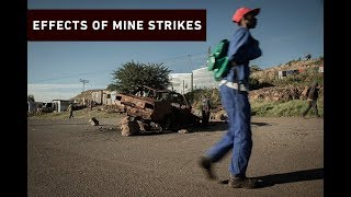 Amcu-affiliated miners at Sibanye-Stillwater's gold operations have returned to work having reached a settlement after a 5-month strike. EWN unpacks the affect on lives of the residents of Vukaseshe as a result of the protracted labour dispute.