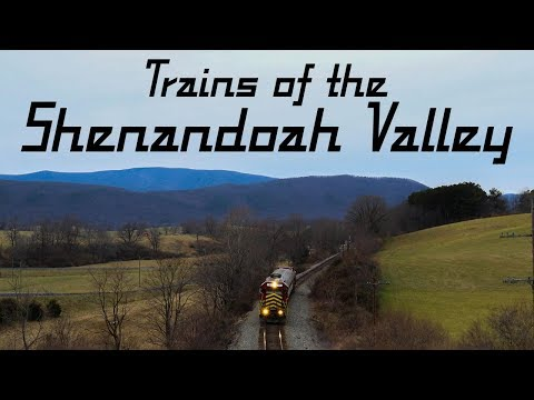 Trains of the Shenandoah Valley!