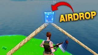 WORLDS LUCKIEST AIRDROP SPOT.. | Fortnite Funny and Best Moments Ep.8