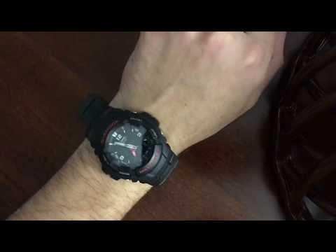 $50 G-Shock (Casio G-Shock G-100 5158 review)