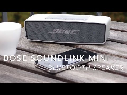 BOSE SoundLink Mini | Experience the Sound for Yourself!