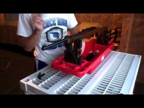 Cleaning Process of a Ruger 10-22