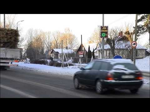 Intelligent Transportation Systems - Smiltene, Latvia