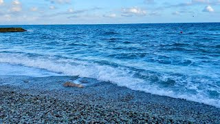 Крым Алушта море шторм. Ангарский перевал. Показываю номер который я снял за смешные деньги