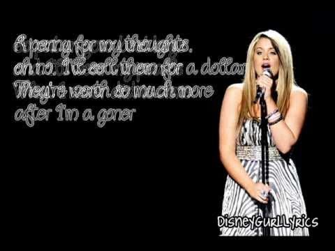 If I die Young - Lauren Alaina (Studio Version)