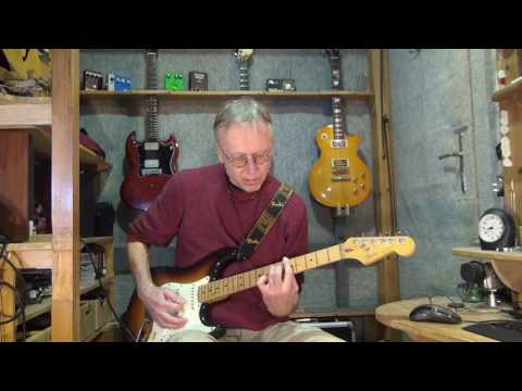John Ganapes: Blues You Can Use, Lesson 3 - True Blue