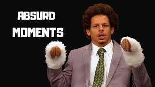 Eric Andre Savage Moments