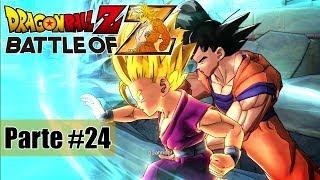 Dragon Ball Z Battle of Z - Kamehameha PAI e FILHO! ÉPICO - Parte #24