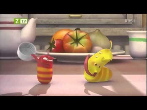 การ์ตูนตลกตัวอ่อนชุดใหม่ 10 สวัสดีสีชมพูปั่น ในปี 2013