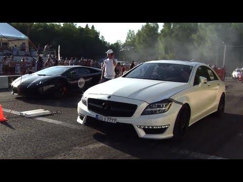 Best rides — Mercedes CLS 63 AMG Gorilla Racing (820 HP)