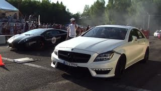 Best rides — Mercedes CLS 63 AMG Gorilla Racing (820 HP)