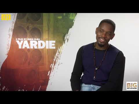 Yardie star Aml Ameen wants to be the new BLADE in the Marvel Cinematic Universe