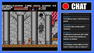 HELLHOUSE LP | ►| - Castlevania (1987) - Stream [37] (19.1.19) [RETRO]