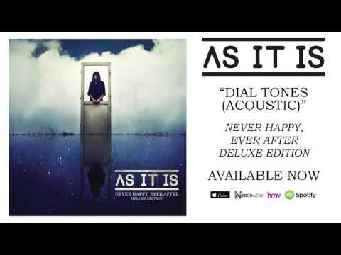 As It Is - Dial Tones (Acoustic)