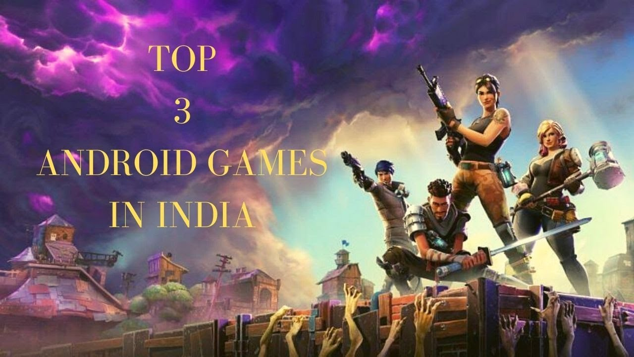 TOP 3 TRENDING ANDROID GAMES IN INDIA OF 2020 | AFTER PUBG MOBILE BANNED