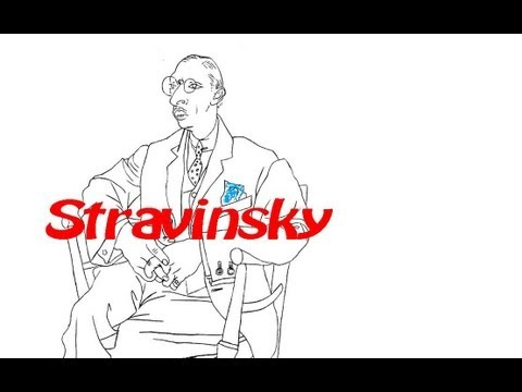 Stravinsky - Suite Italienne for violin and piano (1933)