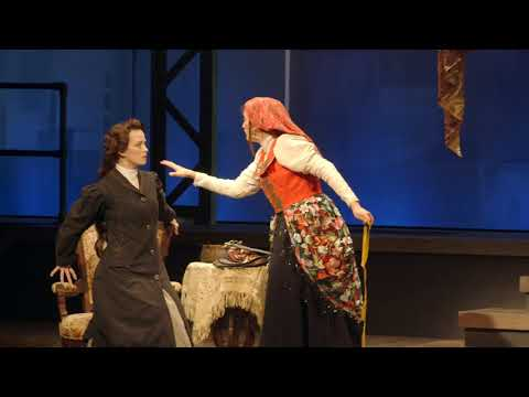PREVIEW: Arkansas Repertory Theatre's Production of The GIft of the Magi
