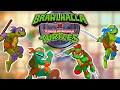 Brawlhalla + Teenage Mutant Ninja Turtles FULL SHOWCASE (TMNT)