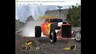 Cxbx-Reloaded Xbox Emulator - IHRA Drag Racing: Sportsman Edition Ingame! (d52cc2d + WIP)