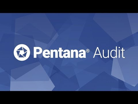 Pentana Audit - Audit Management Software