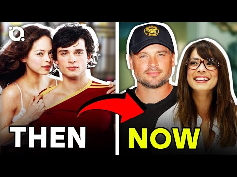 Smallville: Where Are They Now? |⭐ OSSA Radar