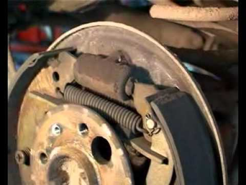 видео: 135 Шумы в тормозном механизме