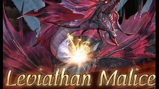 Rank 175 Uncap Quest (Leviathan Malice) 1/6 Granblue Fantasy