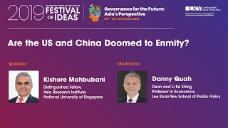 [Festival of Ideas 2019] Are the US and China Doomed to Enmity?