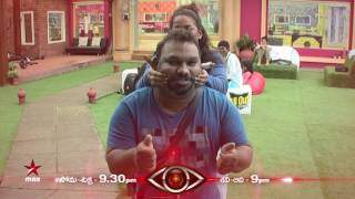 Mumait set to punish housemates speaking in Hindi/English  #BiggBossTelugu..Today at 9:30 PM