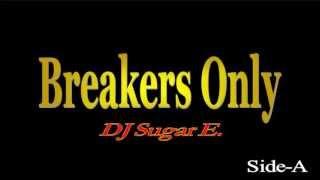 80's Electro Hip Hop - Live Mixtape 45min. (no edit) - DJ Sugar E.