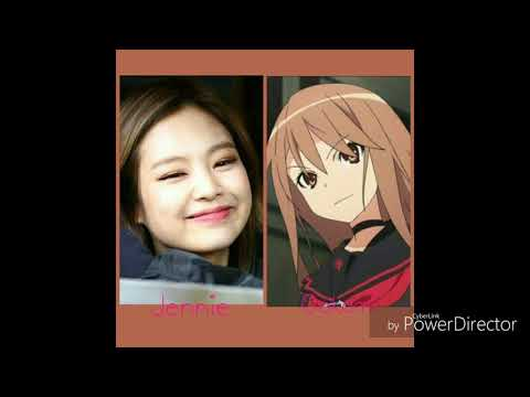 BLACKPINK As Anime Characters